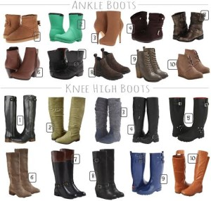 Thumbnail image for 20 Stylish Fall Boots for Under $60 Including the Shipping!