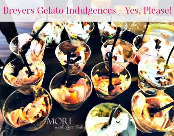Breyers Gelato Indulgences, date night ideas, Breyers Gelato flavors, date night at home,