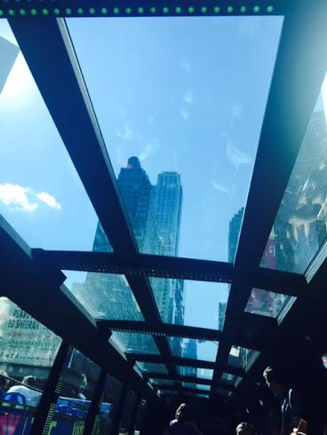 glass roof the ride nyc