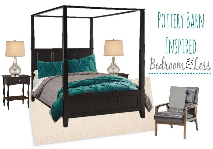 Bedroom Decor Inspired By Pottery Barn