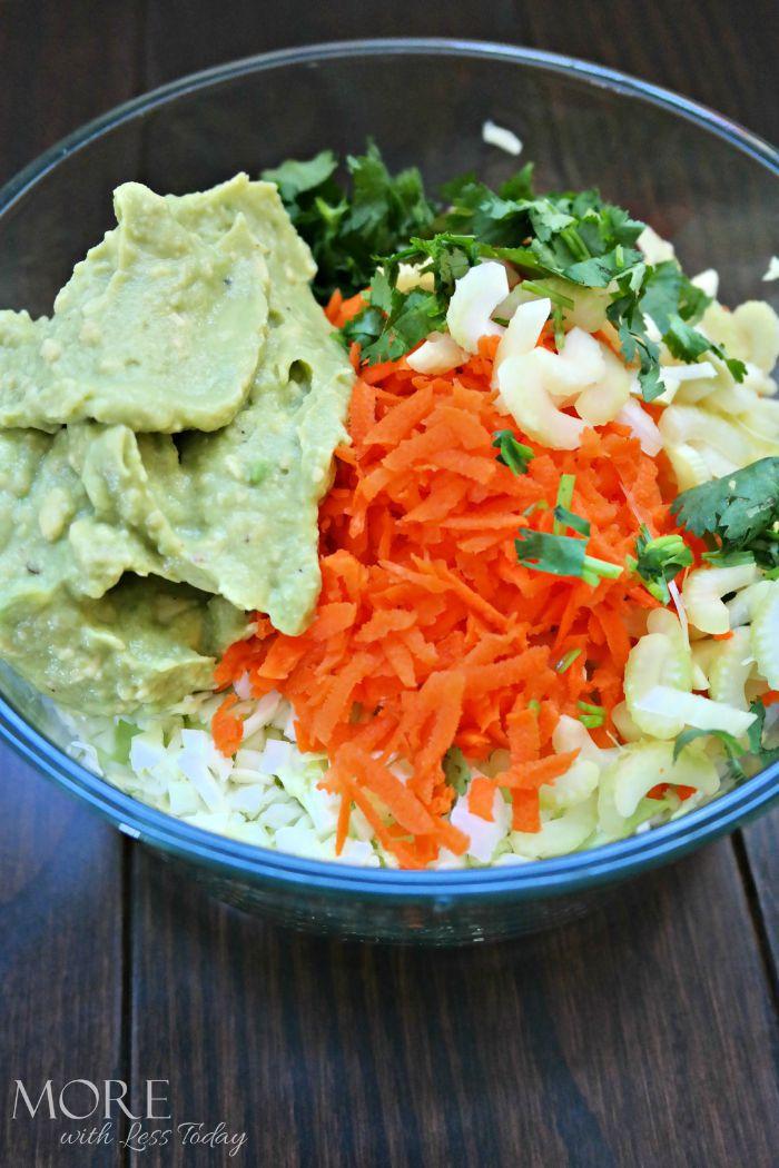 Avocado Lime California Reuben