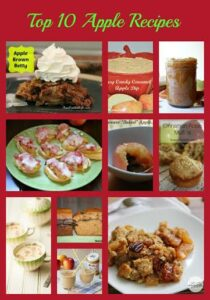 Thumbnail image for 10 Favorite Apple Recipes from Food Bloggers