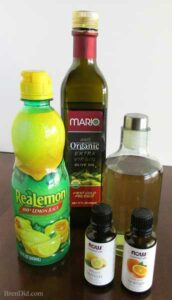 "DIY Cleaning Products natural furniture cleaner ""recipe"""