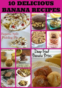 Thumbnail image for Favorite Banana Recipes from Top Food Bloggers