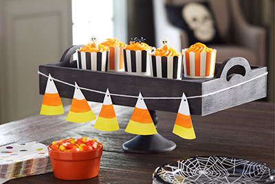 michaels candy corn banner