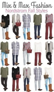 Thumbnail image for Nordstrom Fall Styles: Mix & Match Fashion With a Few Key Pieces