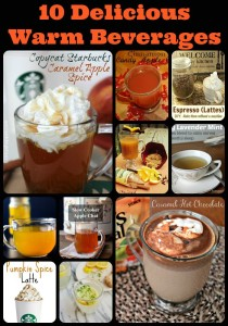 Thumbnail image for 10 Favorite Recipes for Delicious Warm Beverages