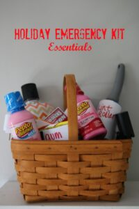 Thumbnail image for Do You Have Your Holiday Emergency Essentials Kit Ready?
