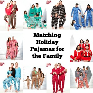 Thumbnail image for Adorable Matching Holiday PJ's for the Family