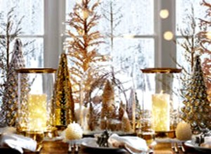 pottery barn holiday decor