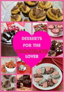 Thumbnail image for Valentine's Day Desserts for the Chocolate Lover