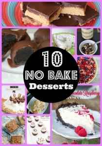 Thumbnail image for 10 Easy No Bake Desserts