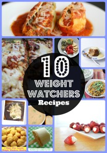 Thumbnail image for 10 Favorite Weight Watchers Recipes from Food Bloggers