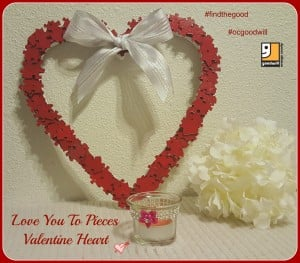 Thumbnail image for Adorable Valentine's Day Decor from an Old Puzzle!
