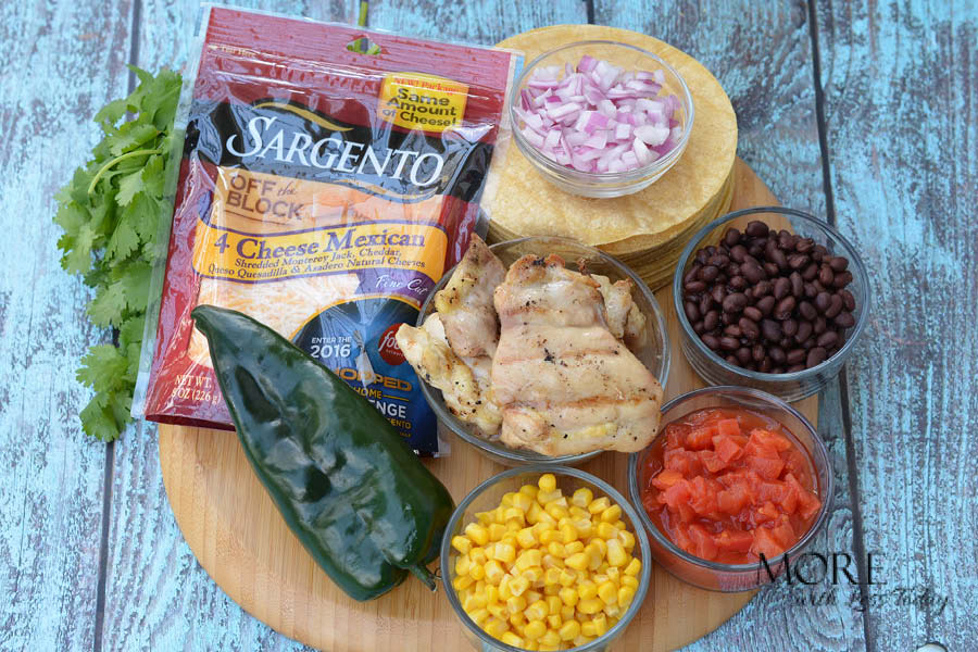 Sargento recipe 4 Cheese Mexican Cheese ingredients