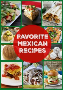 Thumbnail image for Favorite Mexican Food Recipes Everyone Will Love!