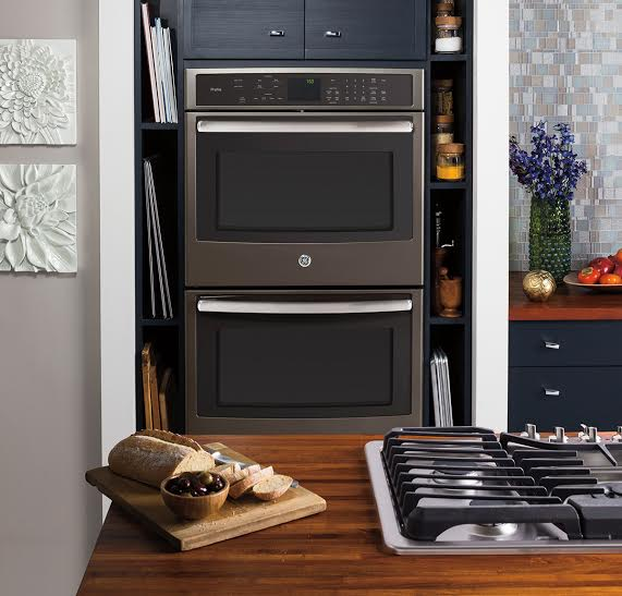 GE Slate appliances at Best Buy
