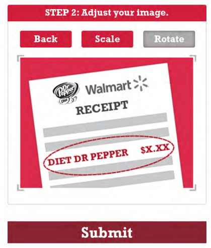 Diet Dr Pepper contest Walmart