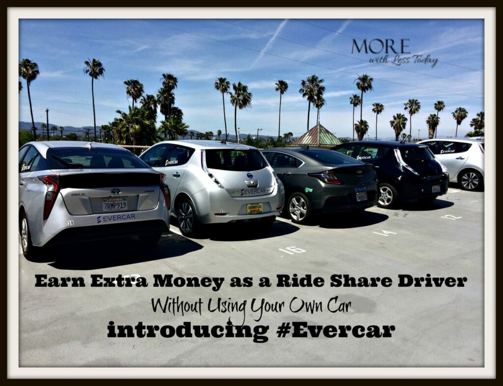 Have you been thinking about becoming a ride share driver to make some side money? Now you can do it without using your own car!