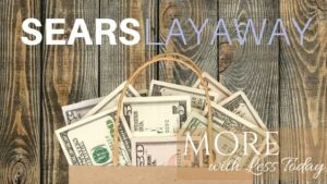 Thumbnail image for How Does Sears Layaway Work?