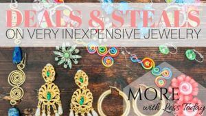 Thumbnail image for Deals and Steals Jewelry Finds for Under $5 Including Shipping