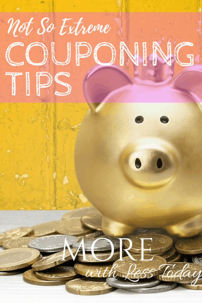If you are not an extreme coupon user, you can still save a ton. We found 12 Not So Extreme couponing tips to help save money today.