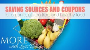 Thumbnail image for Organic Coupons, Gluten Free and Healthy Food Coupons