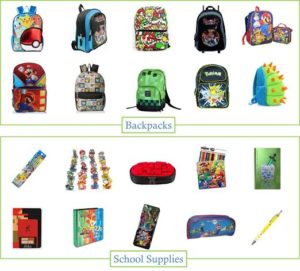 Thumbnail image for Back to School Backpacks and School Supplies for Gamers