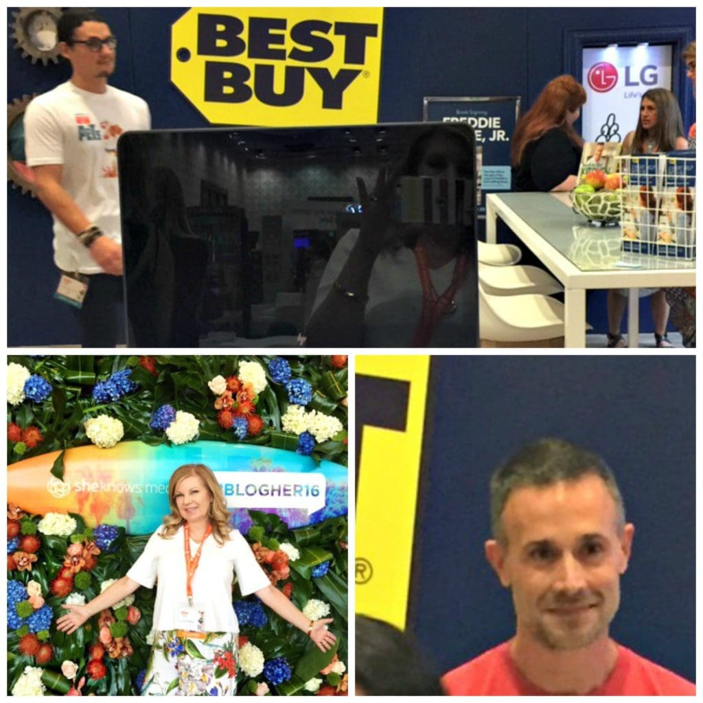 Best Buy and BlogHer16