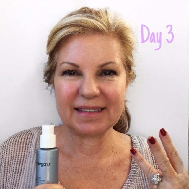 #RapidSkinConfessionals with Neutrogena Rapid Wrinkle Repair
