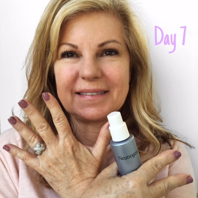 Neutrogena Rapid Wrinkle Repair #RapidSkinConfessionals