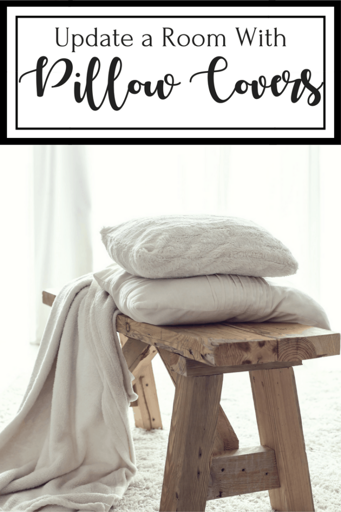 Are you looking for an inexpensive way to update a room? We found pillow covers for under $10. See our fab finds from Amazon and Walmart.