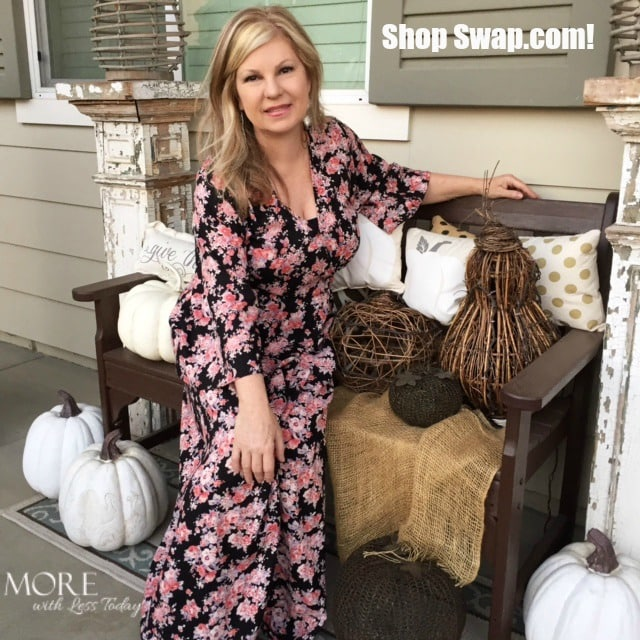 Are you looking for the largest online consignment store? Check out what I scored from Swap.com. You will love their prices and selection.