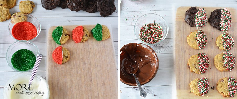 Don't stress over holiday baking with these Easy Holiday Treats perfect for a work pot luck or cookie exchange or holiday dinner.