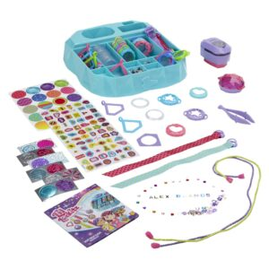 Need a Fun Toy to Keep the Kids Busy? Lil Lockitz Best Friend Party Pack is a Popular Choice. Young girls over age 5 will love creating with this toy.