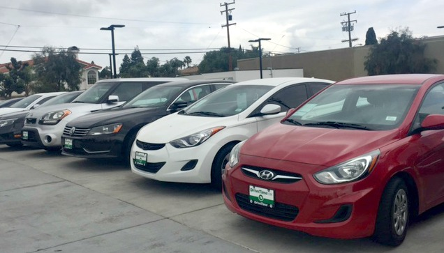 Drivetime specializes in car loan approvals
