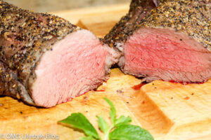 Beef Tenderloin recipe photo