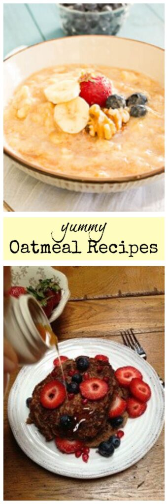 Oatmeal is a healthy option that satisfies the tummy and stretches the wallet. Check out these yummy oatmeal recipes from our favorite food bloggers.