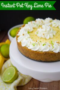 Key Lime Pie - By Living Sweet Moments
