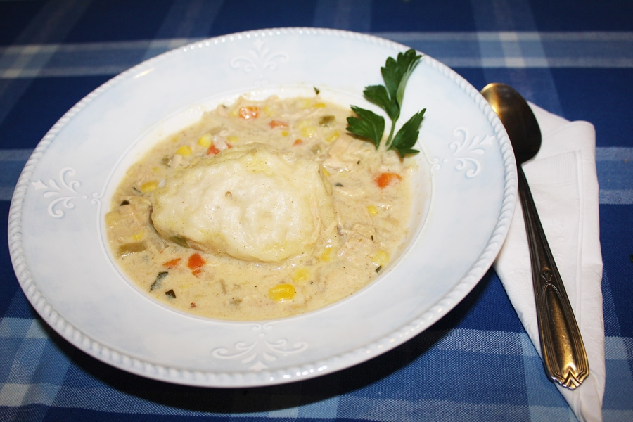 Smart & Final Chicken and Dumplings recipe