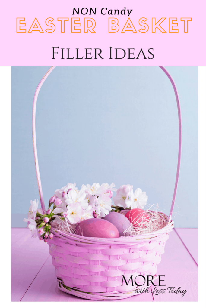 Are you looking for non-candy Easter basket filler ideas? We have inexpensive and popular ideas to build a basket for girls and boys.