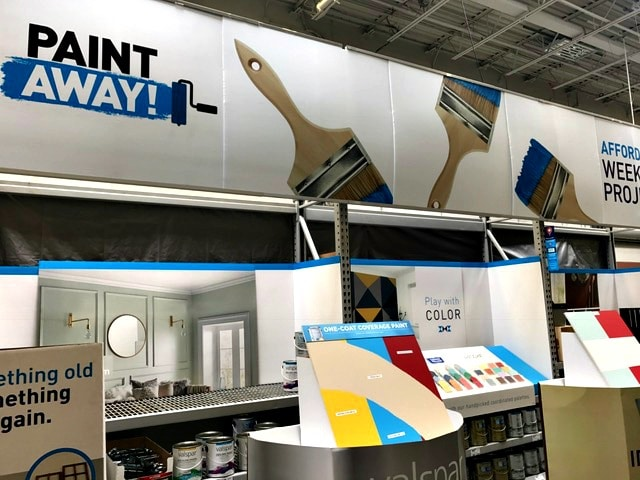 Lowe's paint guarantee