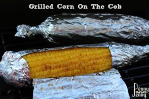 favorite grill recipes corn on the cob