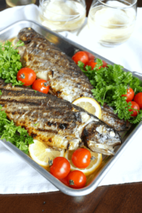 favorite grill recipes whole grilled trout