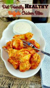 favorite grill recipes buffalo chicken bites