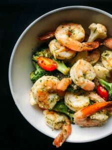 How to Make Shrimp Scampi in 10 Minutes from Everyday Eyecandy