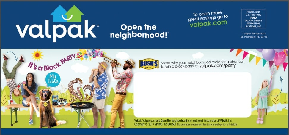 If you are looking to save money on household necessities, get back to basics saving tips with Valpak neighborhood offers.