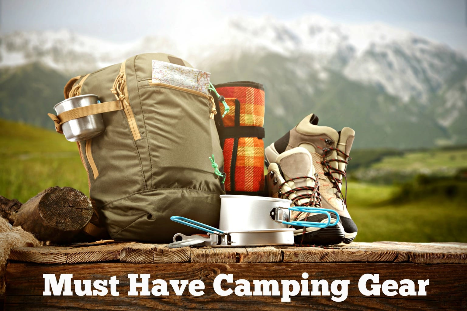 Must Have Camping Gear For Your Next Trip