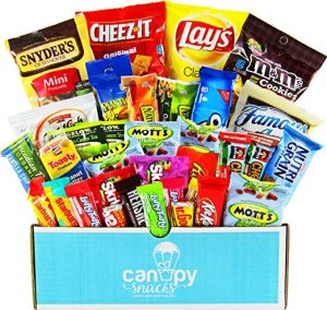 Classic Snacks Care Package