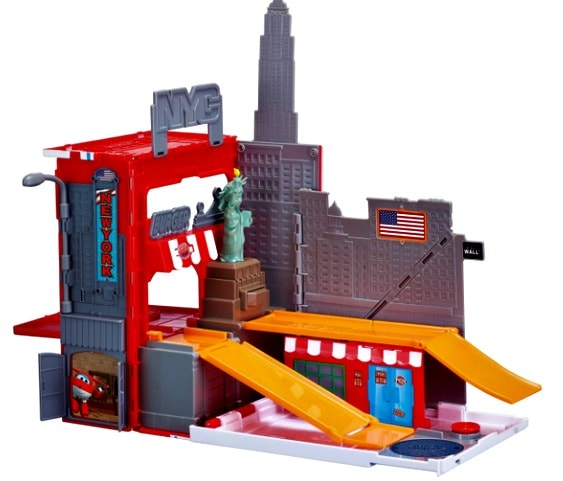 Pack N Go Playset Overstock